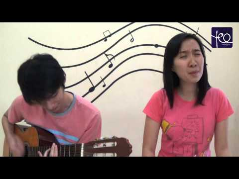 Akustik Gitar # Aku Ingin - Indra Lesmana
