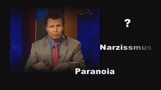 MOHAMMEDS PSYCHE: Narzissmus und Paranoia
