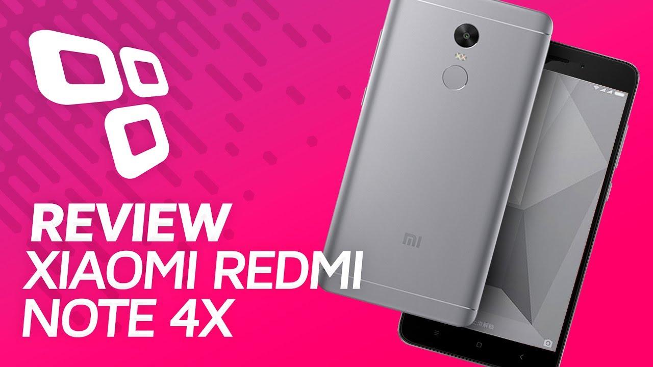Xiaomi Redmi Note 4x - Review  Tecmundo