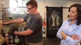 Meet The Royals donut milkshake from Donutology