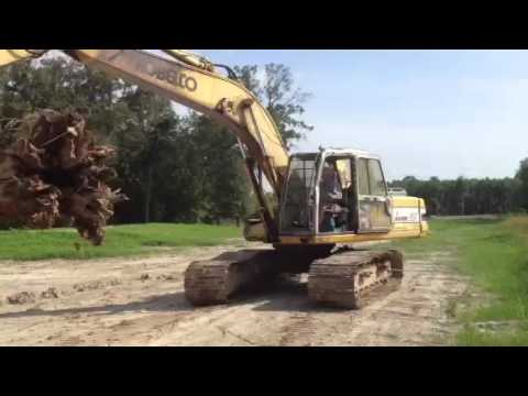 Видео Kobelco sk200 sk200lc mark v hydraulic excavators mitsubishi diesel engine 6d34 t parts manual download ynt00001 yqt00001 s3yn1520