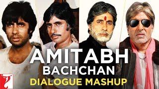 Amitabh Bachchan | Dialogue Mashup