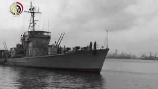 بالفيديو| القوات البحرية تقبض على بلنصين إيطاليين للصيد بدون تصريح بمصر