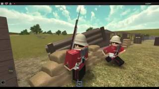 Battle of Rorkes Drift [ ROBLOX] British Empire vs Zulu Kingdom