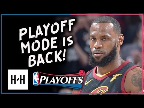 NBA playoffs live: Donovan Mit cavs