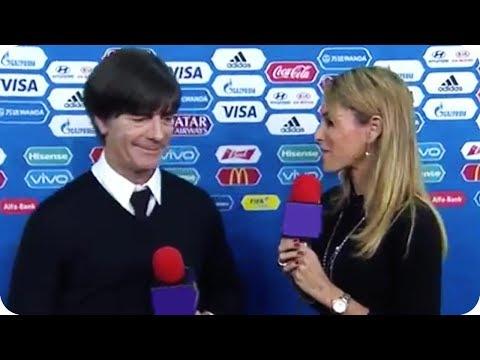 Técnico de Alemania Se Burla de México (Tras Sorteo)