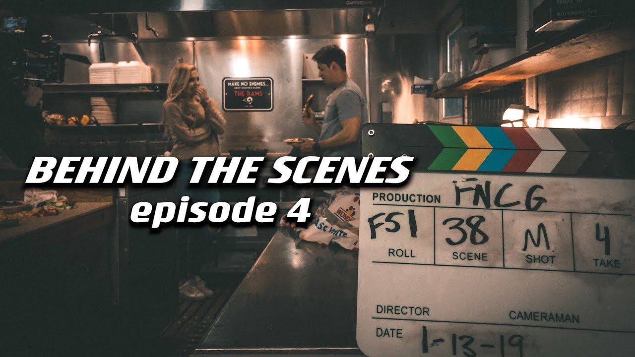 Behind The Scenes Of Fall Nights | Episode 4