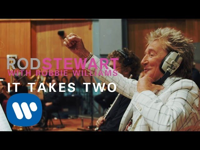 Rod Stewart - It Takes Two (with Robbie Williams) (Official Audio)