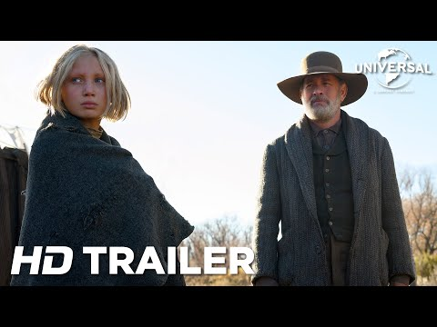 NEWS OF THE WORLD – Official Trailer (Universal Pictures) HD