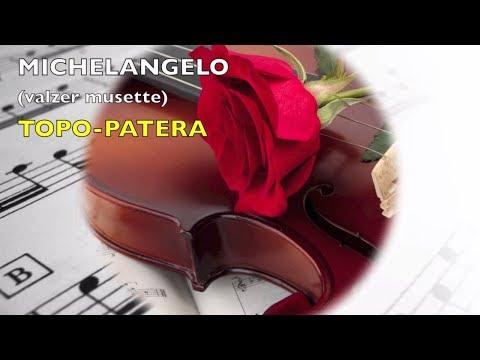 MICHELANGELO valzer musette per Fisarmonica accordion akordeon