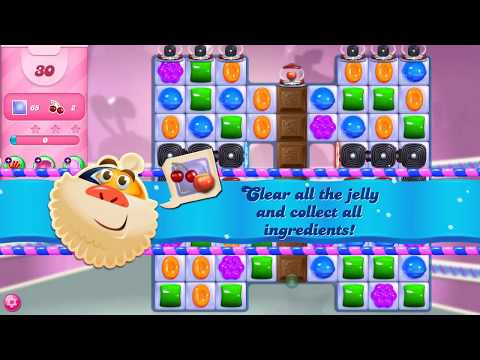 Candy Crush Saga Level 3260 NO BOOSTERS