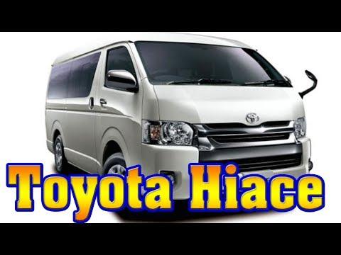 Toyota Hiace First Look - Autoportal | Doovi