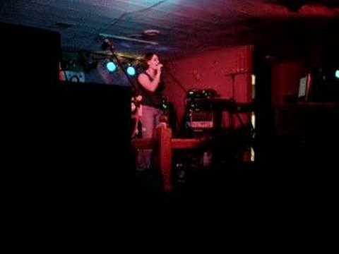 Dead or Alive (Lauren singing Karaoke)