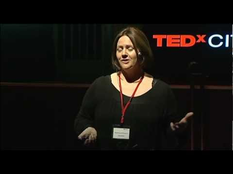 Developing Creativity and Innovation through Education: Doireann O'Connor at TEDxCIT