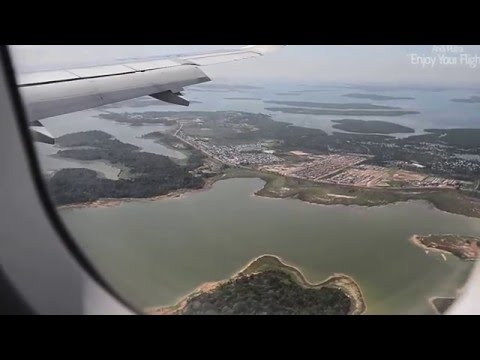 Touchdown at Hang Nadim Int'l Airport, Batam