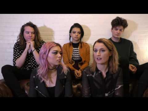 Hey Violet interview - Rena and Miranda