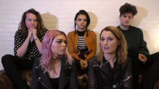 Hey Violet interview - Rena and Miranda