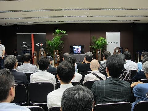Tokyo International Audio Show 2017 Day One