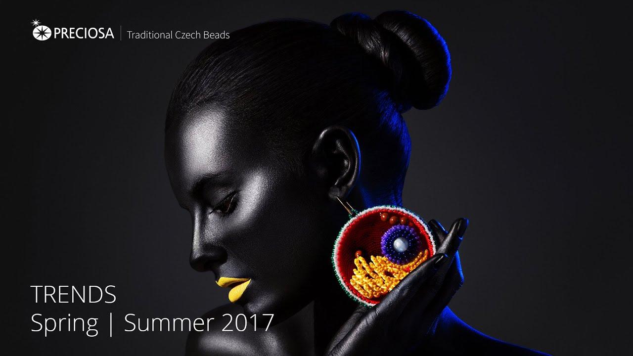 foto de PRECIOSA ORNELA Fashion and Color Trends Spring / Summer 2017 YouTube