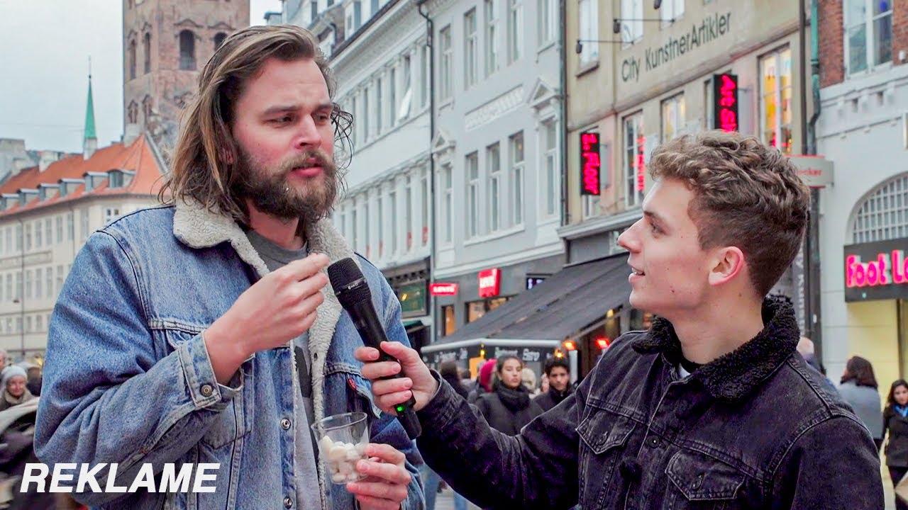 DANSKERNES MÆRKELIGE MADVANER