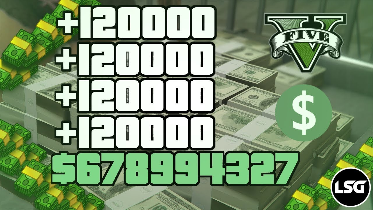 How to get money fast in gta 5 solo
