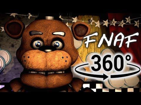 360°| Five Nights at Freddy's Show [FNAF/SFM]