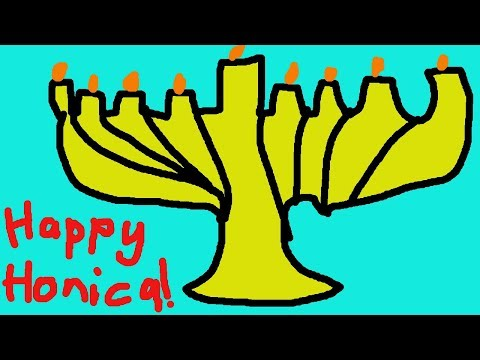 Happy Honica-If You Celebrate Honica
