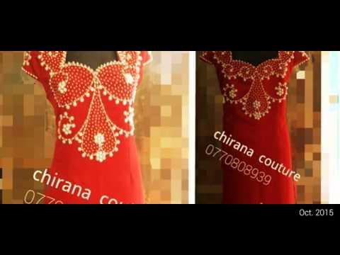 Chirana Couture موديلات قنادر عراس Https://www.fac