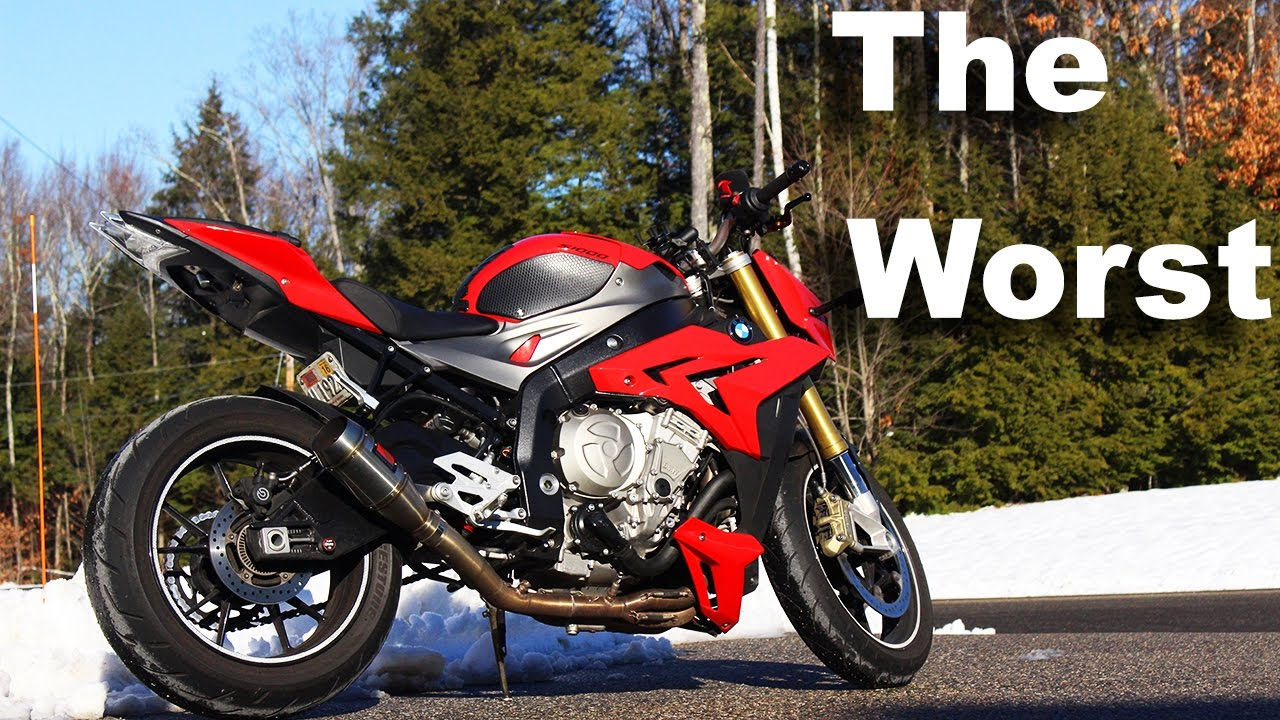 The Worst Motorcycle Commute EVER - YouTube