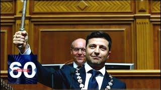 Рада отказывается рассматривать законопроекты Зеленского. 60 минут от 22.05.19