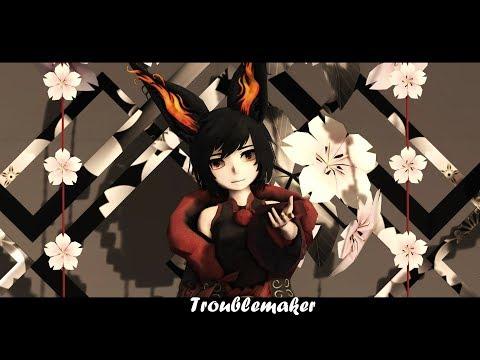 (MMD❖BnS❖OC) Troublemaker