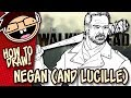 How to Draw NEGAN and LUCILLE (The Walking Dead) | Narrated Easy Step-by-Step Tutorial