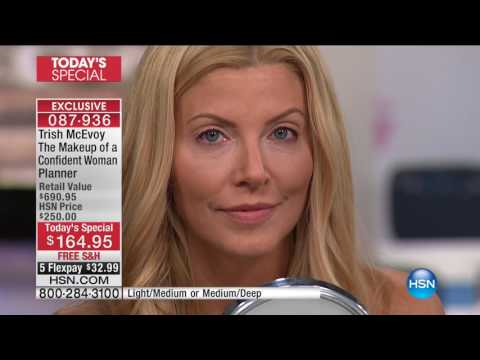 HSN | Trish McEvoy Beauty 06.08.2017 - 11 PM