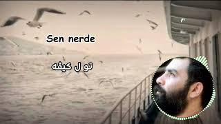 ahmet kaya soyle kurdish subtitle with turkish lyric Resimi