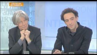 Glucksmann Père et fils sur France 24, en 2008