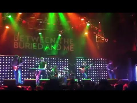 "Between The Buried And Me tease another new song ""Gold Distance"" ..!"