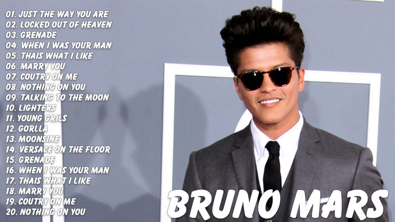 The Top 10 Bruno Mars Songs (Updated 2016) | Billboard