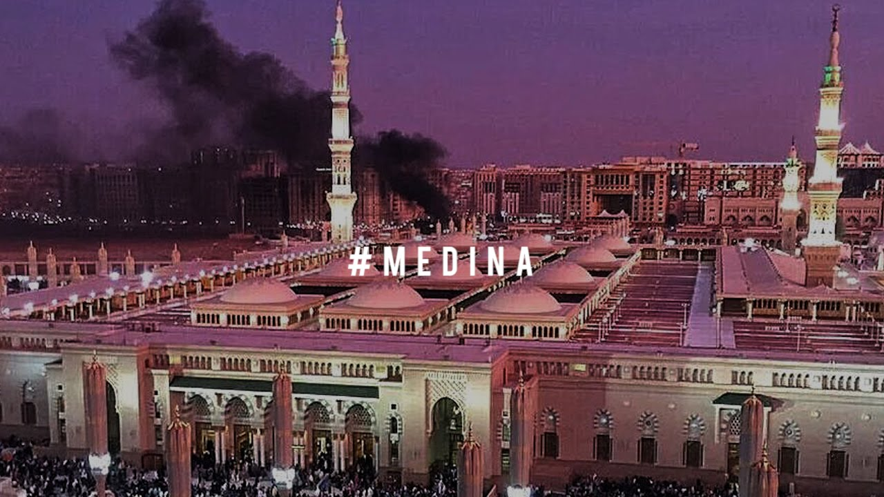 Suicide bombing in holy city of Medina - YouTube