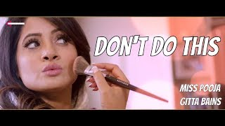 Don't Do this - Gitta Bains Feat. Miss Pooja (OFFICIAL MUSIC VIDEO) Prabh Near I Punjabi Song 2017