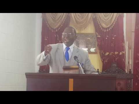 Bishop Douglas Jackson: Bad Do You Want It - Matthew  9 vs.18
