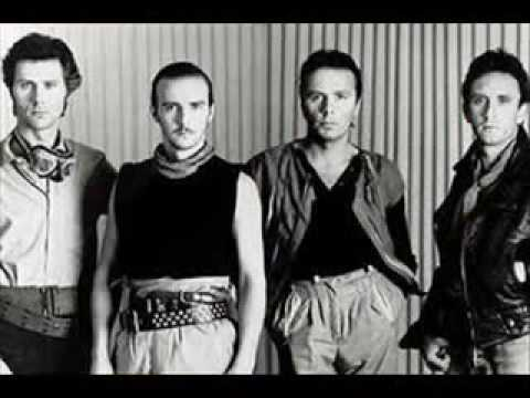 Ultravox  -  Dancing With Tears In My Eyes   -  1984