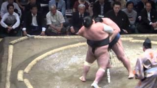 20140514 豪栄道vs千代鳳 大相撲夏場所4日目.