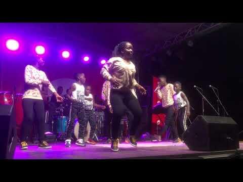 Jinja performance 10 years of Eddy Kenzo thumbnail