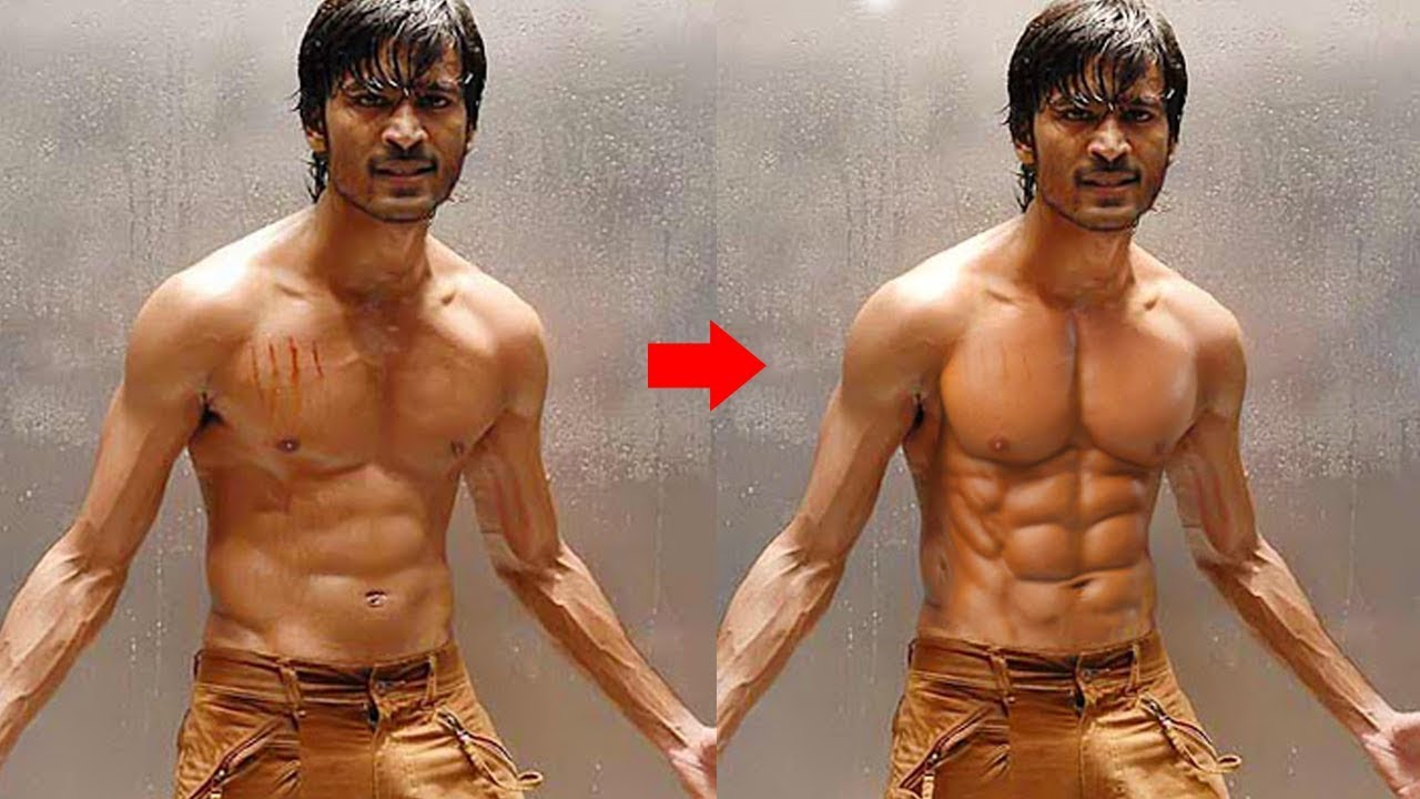Dhanush six pack photoshop edit thozha edit youtube dhanush six pack photoshop edit thozha edit thecheapjerseys Images