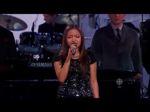 Charice — The Prayer, with The Canadian Tenors