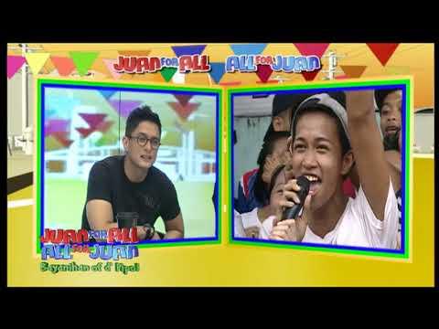 Juan For All, All For Juan Sugod Bahay   October 11, 2017