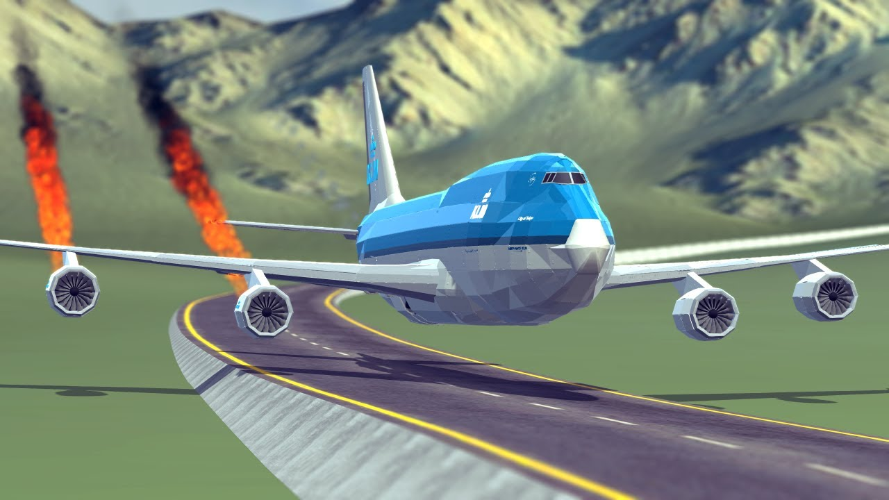 Emergency Landings #43 How survivable are they? Besiege