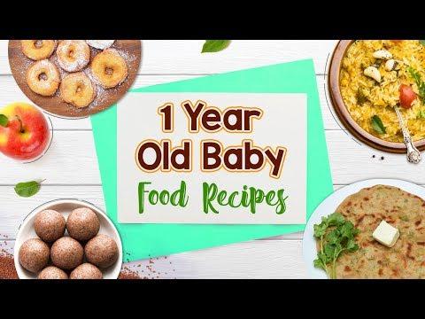 Food Recipe 1 Year Old