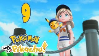 TRZECIA ODZNAKA! [#9] Pokemon: Let's GO Pikachu!