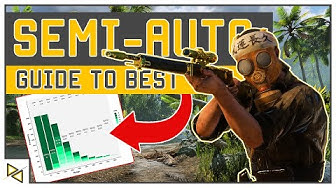 [BF5] SEMI AUTO GUIDE - The BEST for BFV Weapons for Medium Range!